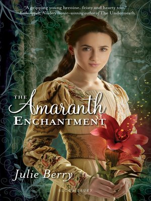 cover image of The Amaranth Enchantment