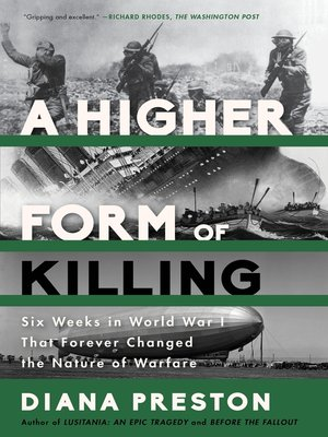 cover image of A Higher Form of Killing