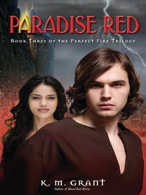 cover image of Paradise Red