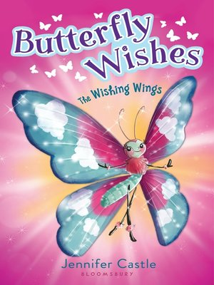 cover image of Butterfly Wishes 1