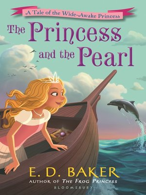cover image of The Princess and the Pearl