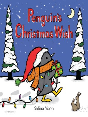 cover image of Penguin's Christmas Wish