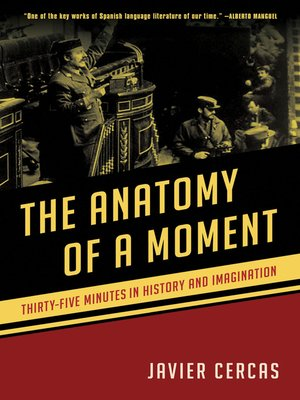 cover image of The Anatomy of a Moment