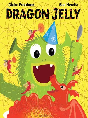cover image of Dragon Jelly