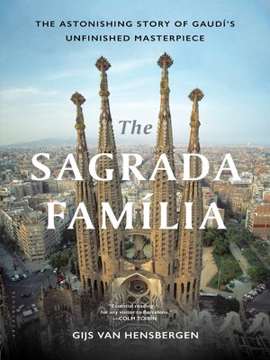 cover image of The Sagrada Familia