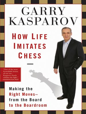 cover image of How Life Imitates Chess