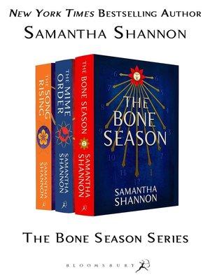 cover image of The Bone Season Series Bundle