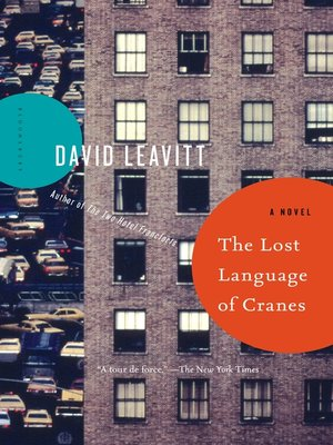 cover image of The Lost Language of Cranes