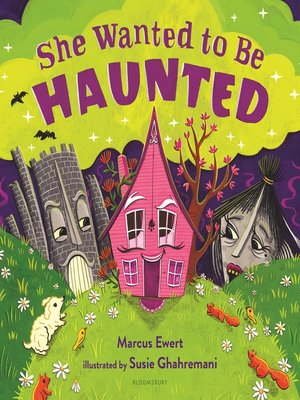 cover image of She Wanted to Be Haunted