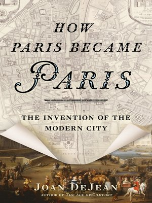 cover image of How Paris Became Paris