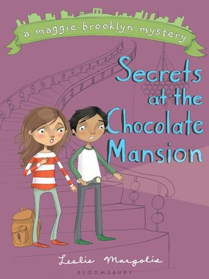 cover image of Secrets at the Chocolate Mansion