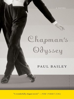 cover image of Chapman's Odyssey