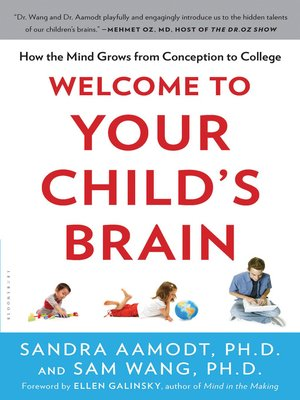 cover image of Welcome to Your Child's Brain