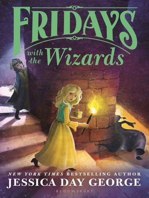 cover image of Fridays with the Wizards