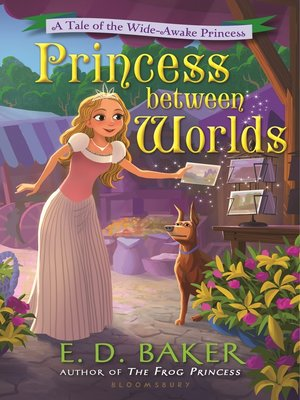 cover image of Princess between Worlds