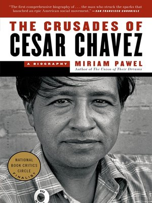 cover image of The Crusades of Cesar Chavez