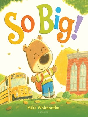 cover image of So Big!