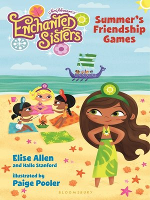 cover image of Jim Henson's Enchanted Sisters