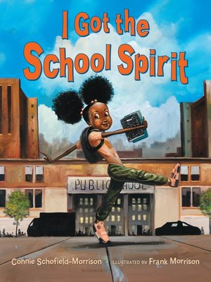 cover image of I Got the School Spirit