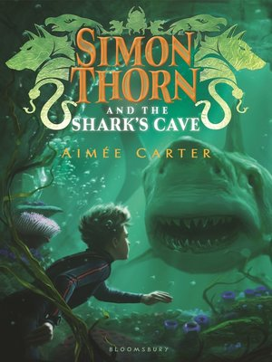 cover image of Simon Thorn and the Shark's Cave