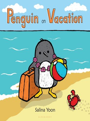 cover image of Penguin on Vacation