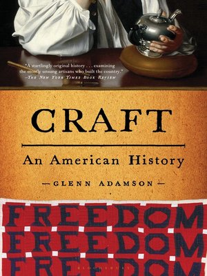 cover image of Craft
