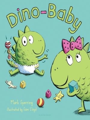 cover image of Dino-Baby