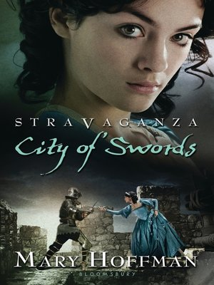 cover image of City of Swords