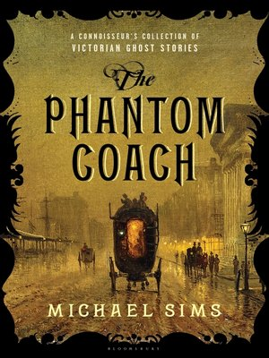 cover image of The Phantom Coach