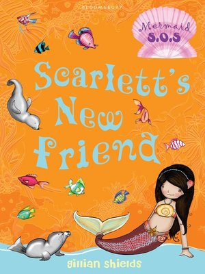 cover image of Scarlett's New Friend