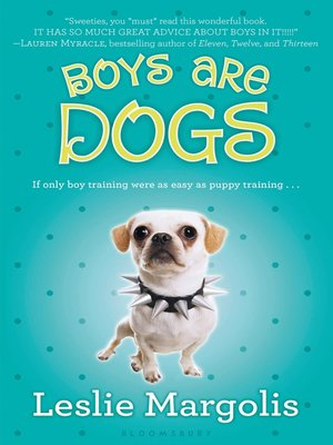 cover image of Boys Are Dogs