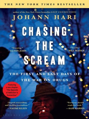 cover image of Chasing the Scream
