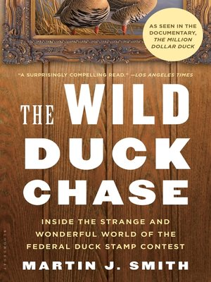cover image of The Wild Duck Chase