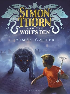cover image of Simon Thorn and the Wolf's Den