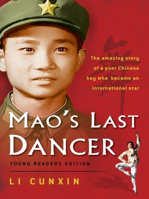 Last pdf book maos dancer