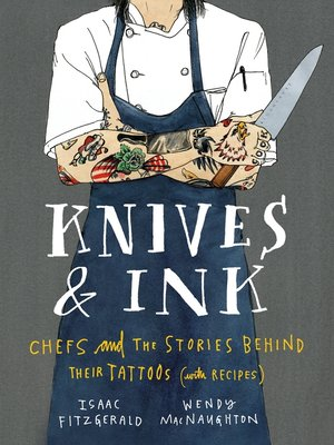 cover image of Knives & Ink