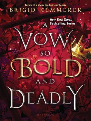 cover image of A Vow So Bold and Deadly