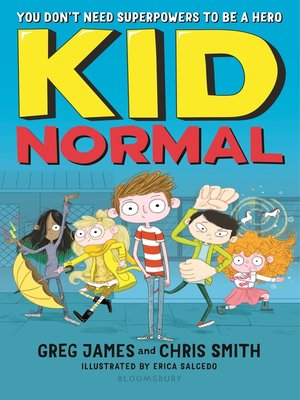 cover image of Kid Normal 1