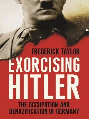 cover image of Exorcising Hitler