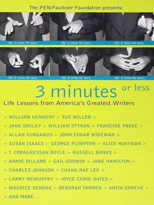 cover image of 3 Minutes or Less