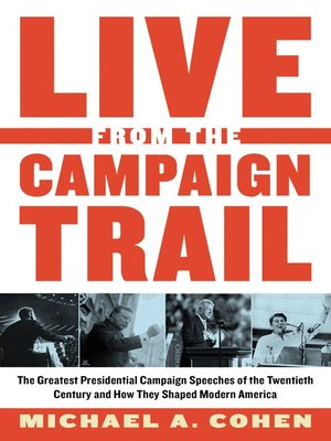 cover image of Live from the Campaign Trail