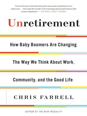 cover image of Unretirement