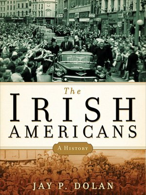 cover image of The Irish Americans