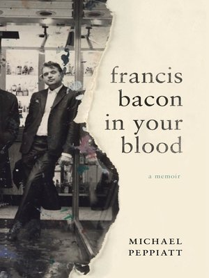 cover image of Francis Bacon in Your Blood