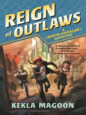 cover image of Reign of Outlaws