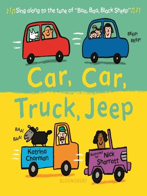 cover image of Car, Car, Truck, Jeep