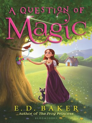 cover image of A Question of Magic