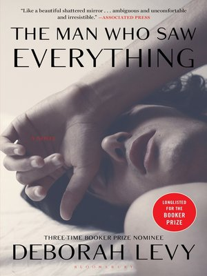 cover image of The Man Who Saw Everything