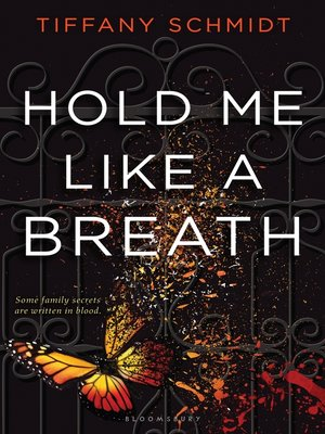 cover image of Hold Me Like a Breath