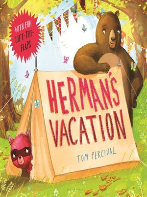 cover image of Herman's Vacation